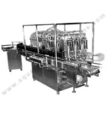 Fully Automatic Paste Filling Machine