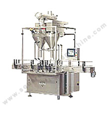 Fully Automatic Powder Fillers