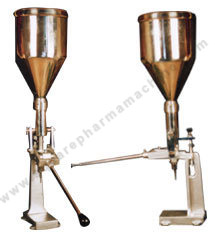 Hand Operated Paste/ Cream/ Tube Filling Machine